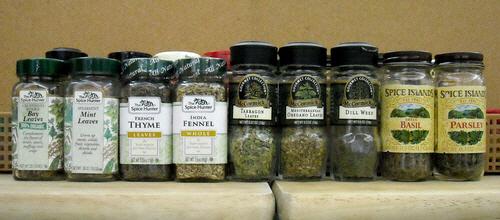 Herbs 500