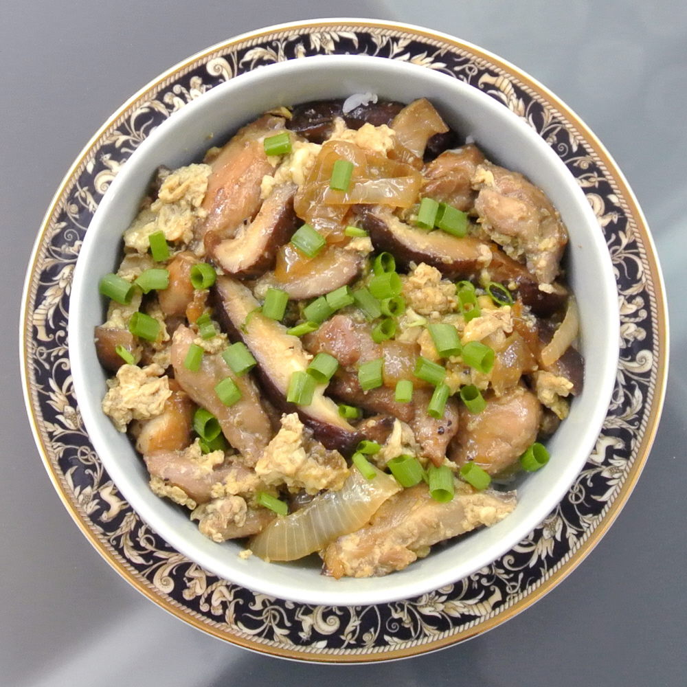 Oyakodon – Japanese Chicken and Egg Rice   Kobi's Kitchen