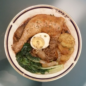 Soya Braised Chicken